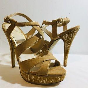 SCENE Womens Heels Shoes Size 7